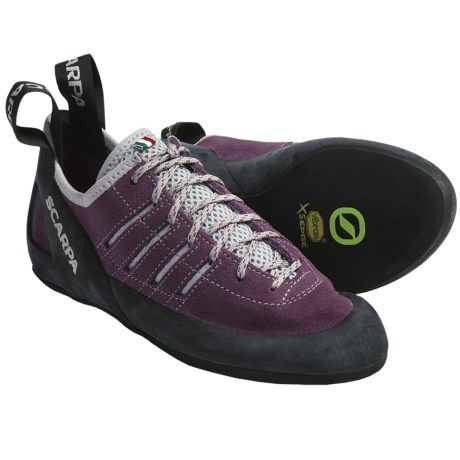 Scarpa Thunder Climbing Shoes - Vibram® XS Edge Outsole (For Women)