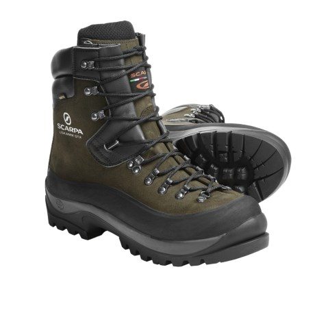 Scarpa Liskamm Gore-Tex® Mountaineering Boots - Waterproof (For Men)