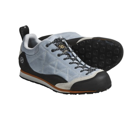 Scarpa Quest Approach Shoes - Suede (For Women)