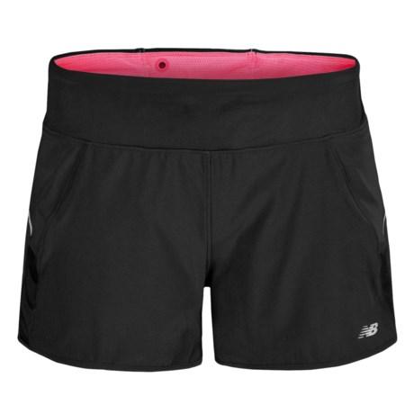 "New Balance NBX Stretch Running Shorts - 2"" (For Women)"