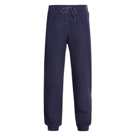 Calida Mix & Match Cuffed Lounge Pants - Cotton (For Men)
