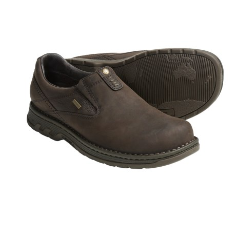 Merrell World Legend Leather Shoes - Waterproof, Slip-Ons (For Men)