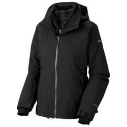 Columbia Sportswear Melting Point Omni-Heat® 3-in-1 Jacket - Waterproof (For Women)