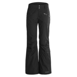 Columbia Sportswear Back Up and Out Omni-Heat® Snow Pants - Waterproof, Insulated (For Women)