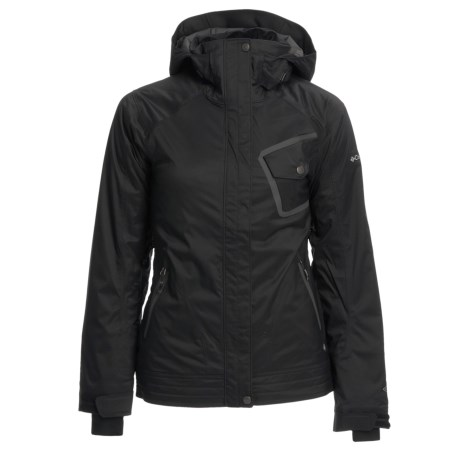 Columbia Sportswear Daring Damsel Omni-Heat® Jacket - Waterproof, Insulated (For Women)