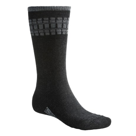 SmartWool Mountain Train Socks - Merino Wool, Midweight (For Men and Women)