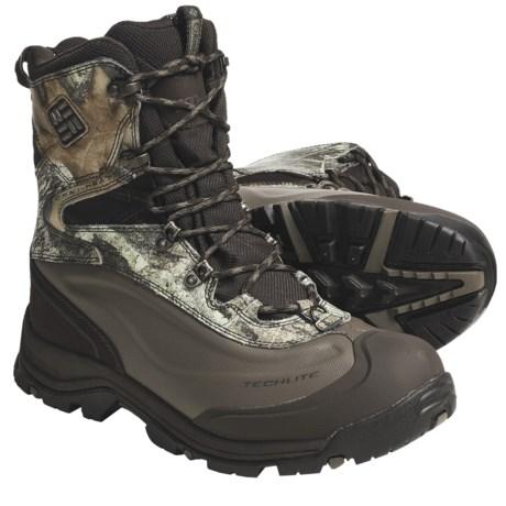 Columbia Sportswear Bugaboot Plus Boots - Waterproof, Camo (For Men)