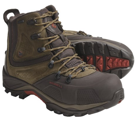Merrell Whiteout 8 Winter Boots - Waterproof (For Men)