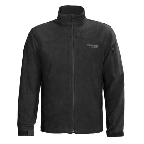Columbia Sportswear Thermarator Omni-Heat® Fleece Jacket (For Big and Tall Men)