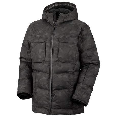 Columbia Sportswear Central Point Omni-Heat® Down Jacket - 700 Fill Power (For Men)