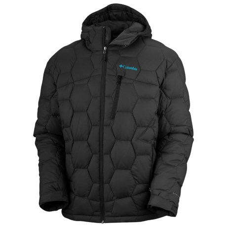 Columbia Sportswear Hexaholic Omni-Heat® Down Jacket - 700 Fill Power (For Men)