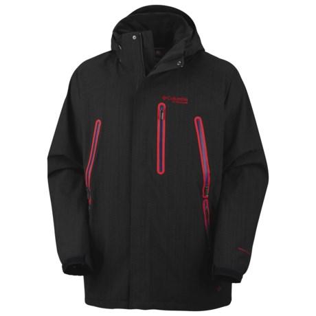 Columbia Sportswear Aerial Arson Omni-Heat® Shell Jacket - Waterproof (For Men)