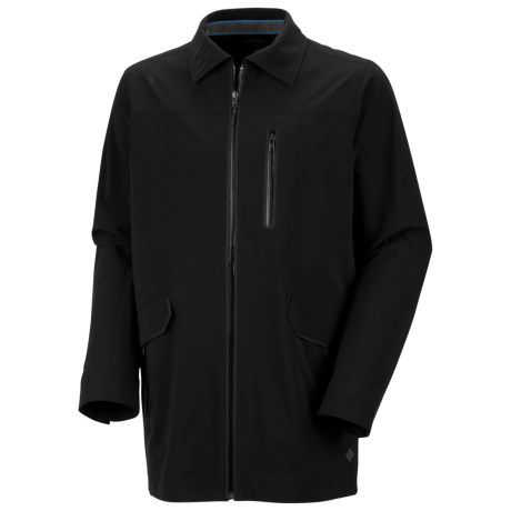 Columbia Sportswear Transit Zone Omni-Tech® Jacket - Waterproof (For Men)
