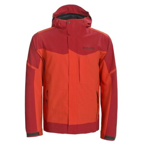 Columbia Sportswear Assimilate Omni-Heat® Jacket - Soft Shell, Titanium (For Men)