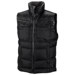 Columbia Sportswear Tech District Omni-Heat® Down Vest - 700 Fill Power (For Men)