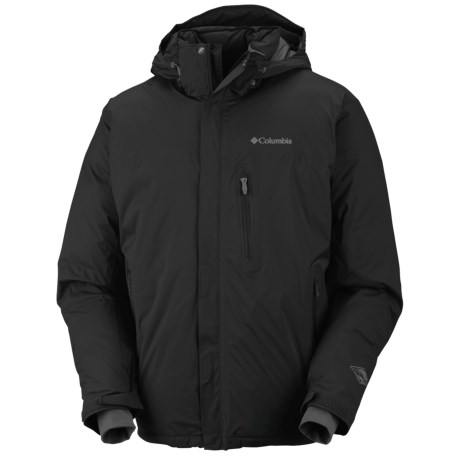 Columbia Sportswear Luster Omni-Heat® Down Ski Jacket - Waterproof, 700 Fill Power (For Men)