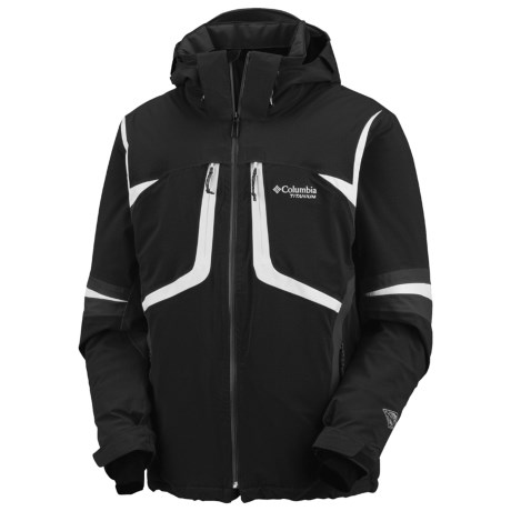 Columbia Sportswear Cubique Omni-Heat® Jacket - Waterproof, Insulated (For Men)