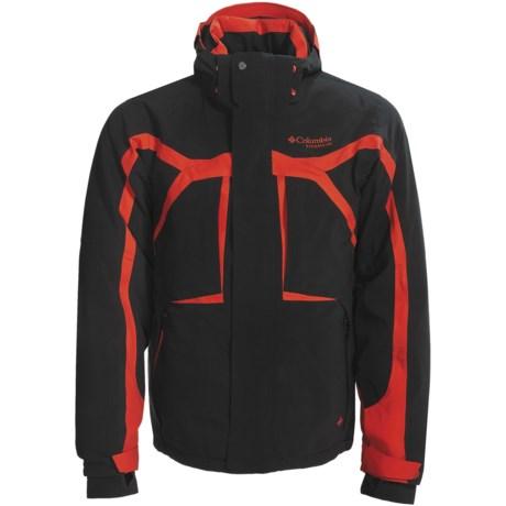 Columbia Sportswear Black Ice II Omni-Heat® Jacket - Insulated (For Men)