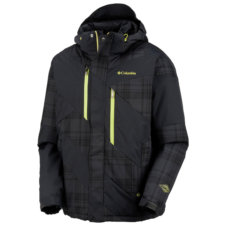 Columbia Sportswear Fused Form Omni-Heat® Jacket (For Men ...