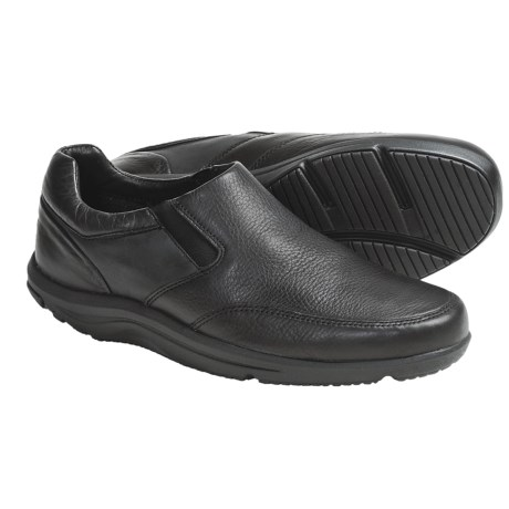 Rockport Tyson Shoes - Leather, Slip-Ons (For Men)
