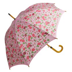 Hatley Umbrella - Wood Handle and Tip