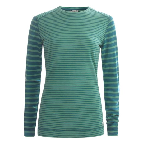 SmartWool Midweight NTS Base Layer Top - Merino Wool, Crew Neck, Long Sleeve (For Women)