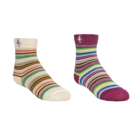 SmartWool Amigo Nuevo Socks - Merino Wool, 2-Pack (For Toddlers)