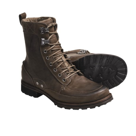 Columbia Sportswear Slabtown Leather Boots - High (For Men)