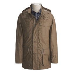 Cole Haan Waxed Anorak Jacket (For Men)