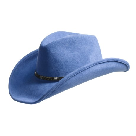 Bailey Turner Cowboy Hat - Pinch-Front Crown, Lite Felt® (For Women)