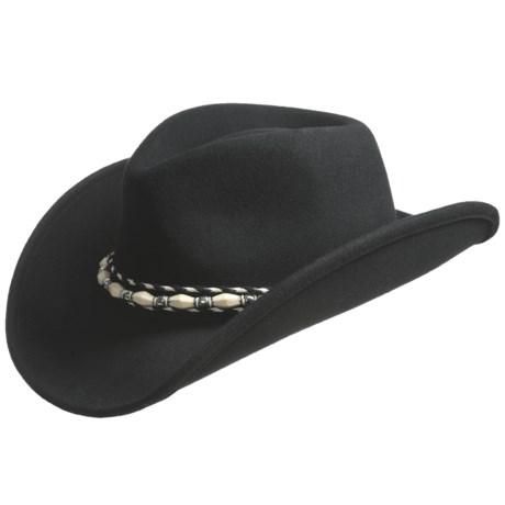 Bailey Abilene Cowboy Hat - Cassidy Crown, Lite Felt® (For Men and Women)
