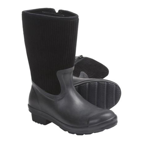 Muck Boot Company Tejon Rain Boots - Wide-Wale Corduroy (For Women)