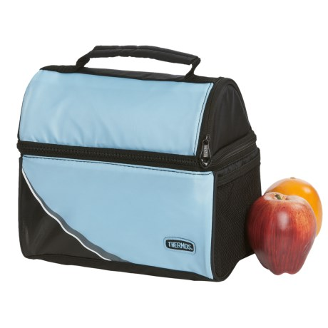 Thermos Essentials Dual Pop Top Lunch Kit- Insulated