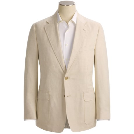 Haspel Herringbone Sport Coat - Hemp-Cotton (For Men)