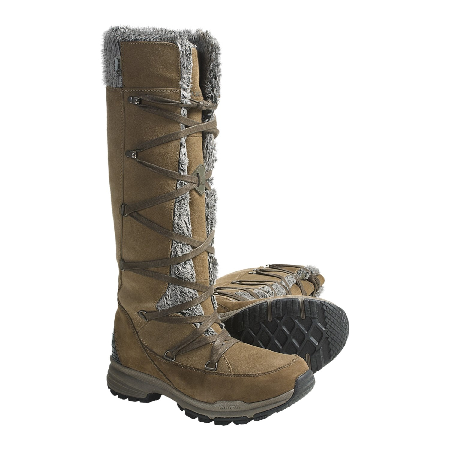 Fantastic If You Live Somewhere Cold Weather Presents More Than An Occasional Challenge, Conquer Old Man Winter With Sorels Joan Of Arctic Womens Snow Boots They Feature A Tasty, Toasty Faux Fur Snow Collar To Keep The Flakes From Falling Inside