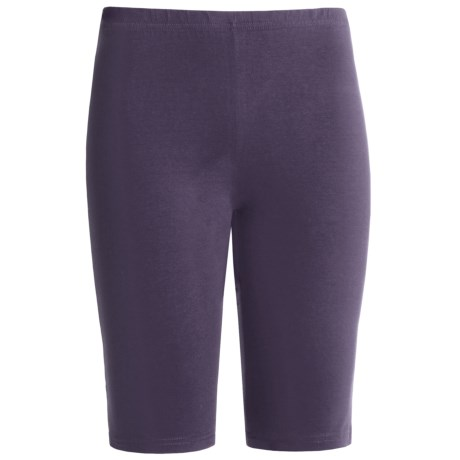Falke Knicker Leggings - Stretch Cotton (For Women)