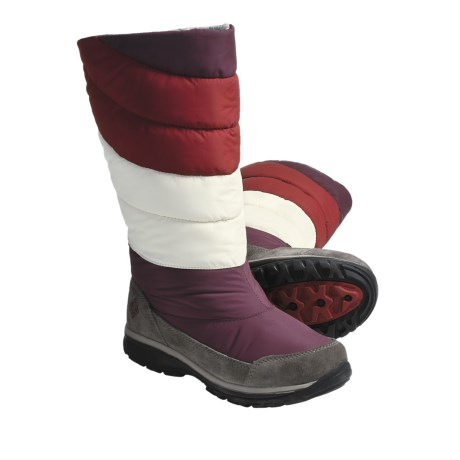 Columbia Sportswear Powder Down Omni Heat Winter Boots - Insulated (For Women)