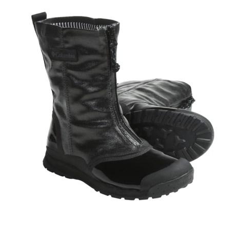 Columbia Sportswear Brella Mid Rain Boots - Omni-Heat® (For Women)