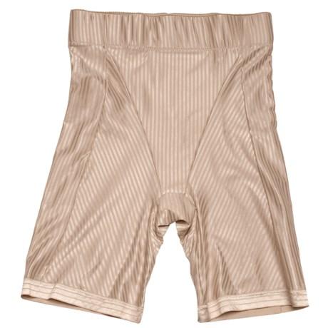 Glamorise Isometric Shaper Underwear - Long-Leg Briefs (For Women)