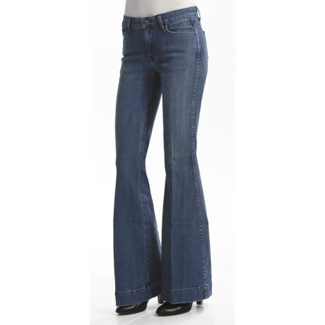 CJ by Cookie Johnson Felicity Flare Denim Jeans (For Women)