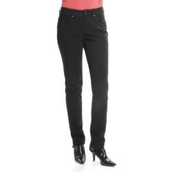 Christopher Blue Benji Cigarette Slim Pants - Stretch Twill (For Women)