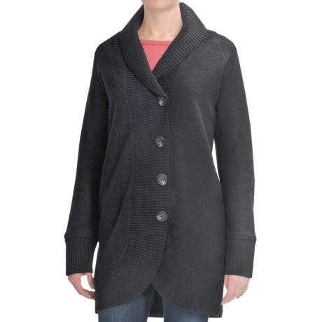 Lauren Hansen Boiled Wool Coat (For Women)
