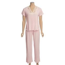 Paddi Murphy Claire Pajamas - Short Sleeve (For Women)
