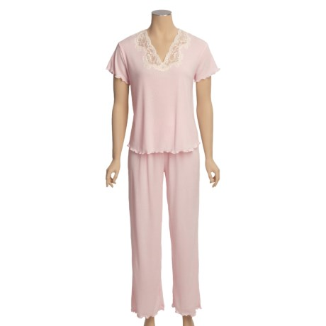 Paddi Murphy Claire Pajamas - Short Sleeve (For Women)
