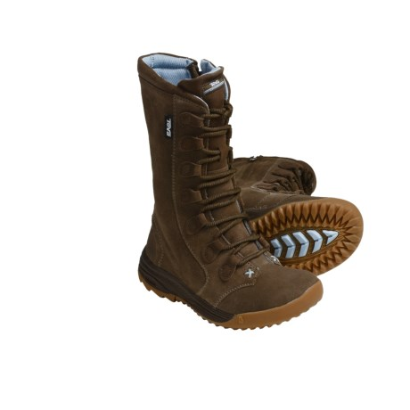 Teva Vero Snow Boots - Suede (For Kids and Youth)