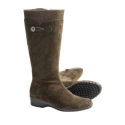 Teva Jade Cove Suede Boots - High (For Women)