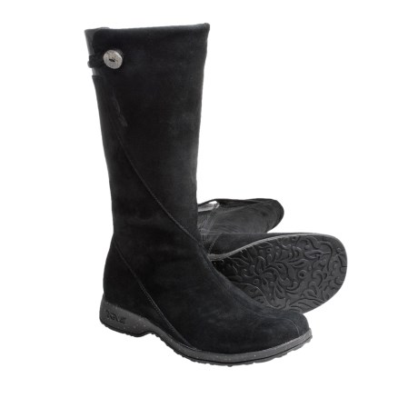 Teva Montecito Boots - Suede (For Women)