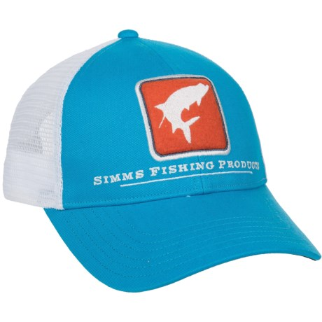 Simms Small Fit Tarpon Trucker Hat (For Women)