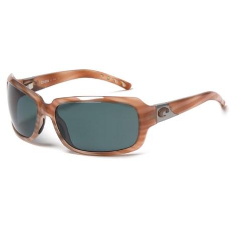 Costa Isabela Sunglasses - Polarized 580P Lenses (For Women)