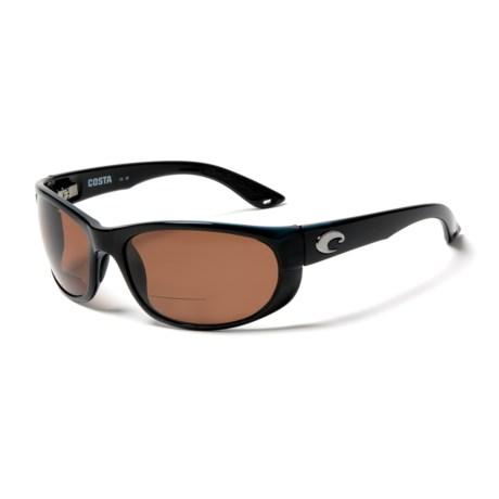 Costa Howler C-Mates® Sunglasses - Polarized 580P Lenses, Bifocal